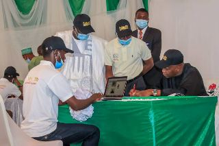Governor Inuwa Flags-off Gombe State Contributory Healthcare Scheme, GoHealth