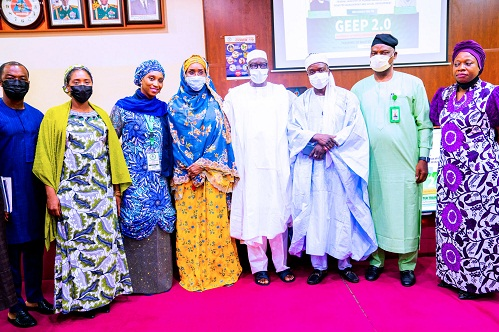 FG Partners NOA for GEEP 2.0 Kickoff