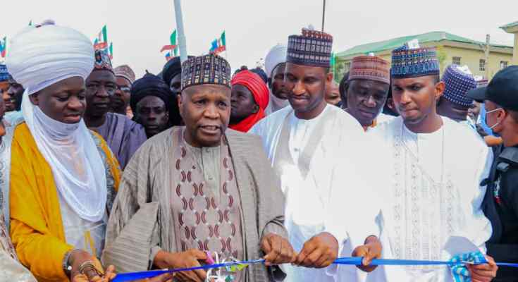 Constituency Outreach - We're Committed to doing those things that will improve the lives of our people, Gombe Governor Says