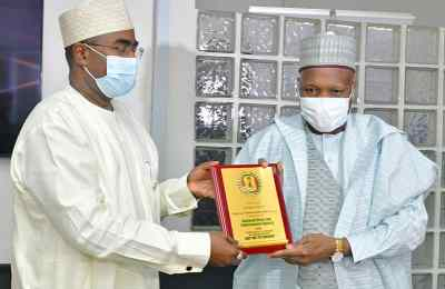 Governor Inuwa Visits NDLEA Boss Advocates More Synergy