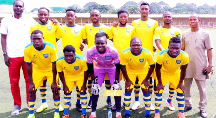 Governor Inuwa Yahaya Elated as Gombe United Secures NPFL Promotion Ticket