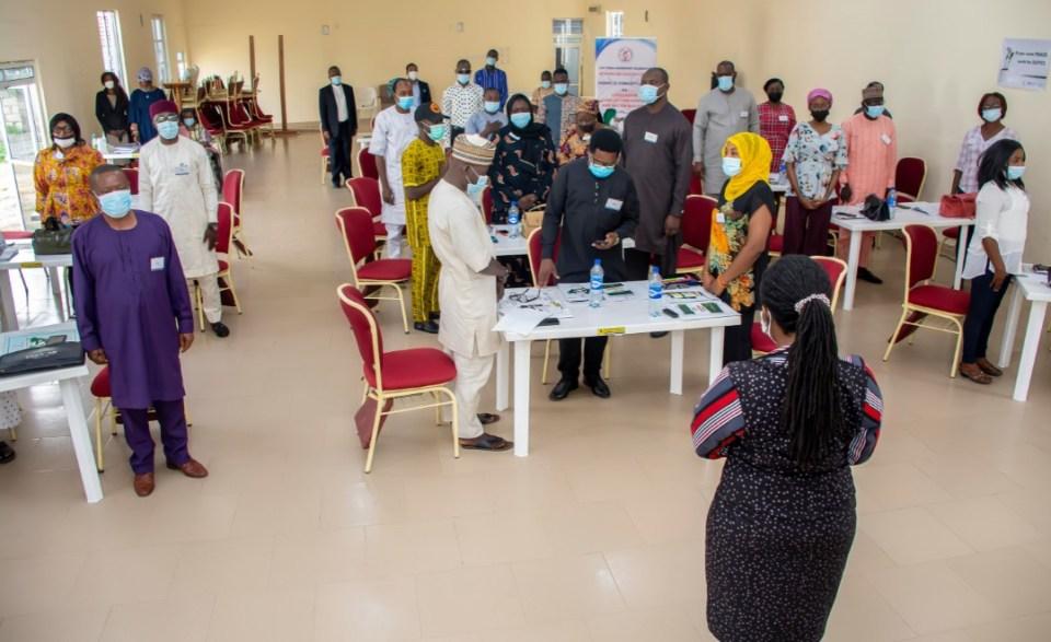 Lux Terra Foundation Community Stakeholders Workshop participants