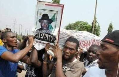 Photographs Of My Mock Coffin Traumatised My Mother Who Lost Eight Children, Says GEJ