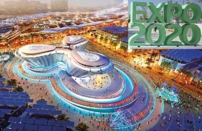 Dubai Expo 2020 Opens