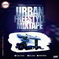 DJ S-Krane - Urban Freestyle Mixtape)