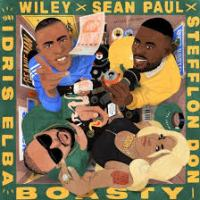 Download Video|Audio Wiley, Sean Paul, Stefflon Don - Boasty ft. Idris Elba