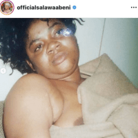 YABATECH graduate arrested for blackmailing veteran singer, Salawa Abeni, with her nude photos