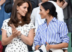 Meghan Markle making 'secret calls' to Kate Middleton in bid for truce