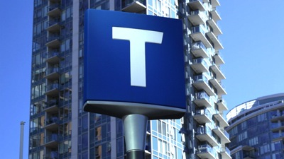Vancouver-Transit T sign