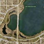 Cedar Avenue over Lake Nokomis