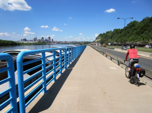 Nobody is going to commute 25 miles each way on a bicycle.