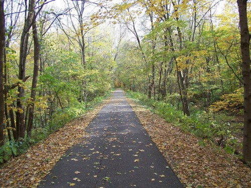 Sakatah Singing Hills State Trail - Lovely