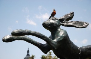 Minneapolis Sculpture Garden Rabbit