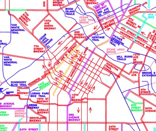 downtown-minneapolis-bicycle-plan
