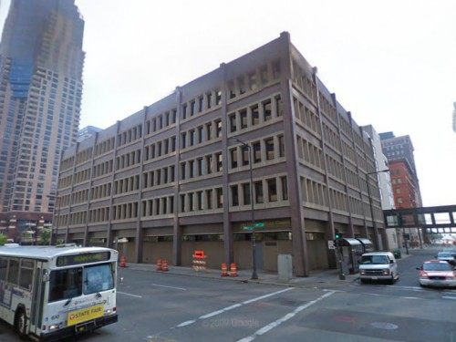 Metropolitan Council headquarters in downtown Saint Paul.