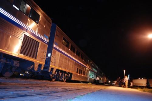 Amtrak Station, Winona