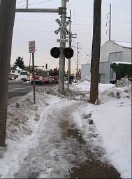 mpls icy sidewalk