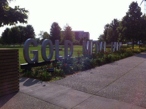 Gold Medal Park