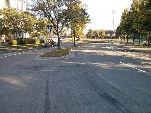New Bike Lanes!