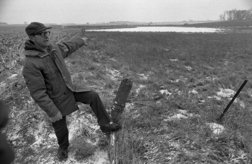 Bill Bryson and the marsh he fought to protect, 1974
