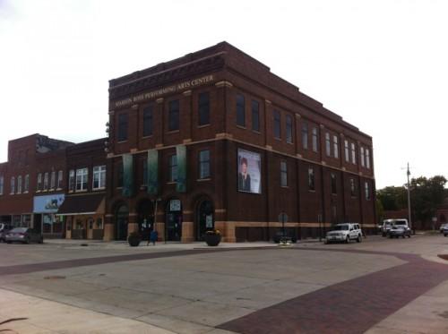 Marion Ross Performing Arts Center - Albert Lea, Minnesota
