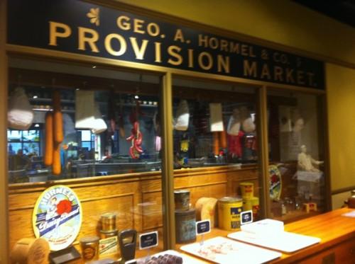 Geo. A. Hormel Provision Market