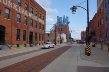 Historic Millwork District in Dubuque, Iowa