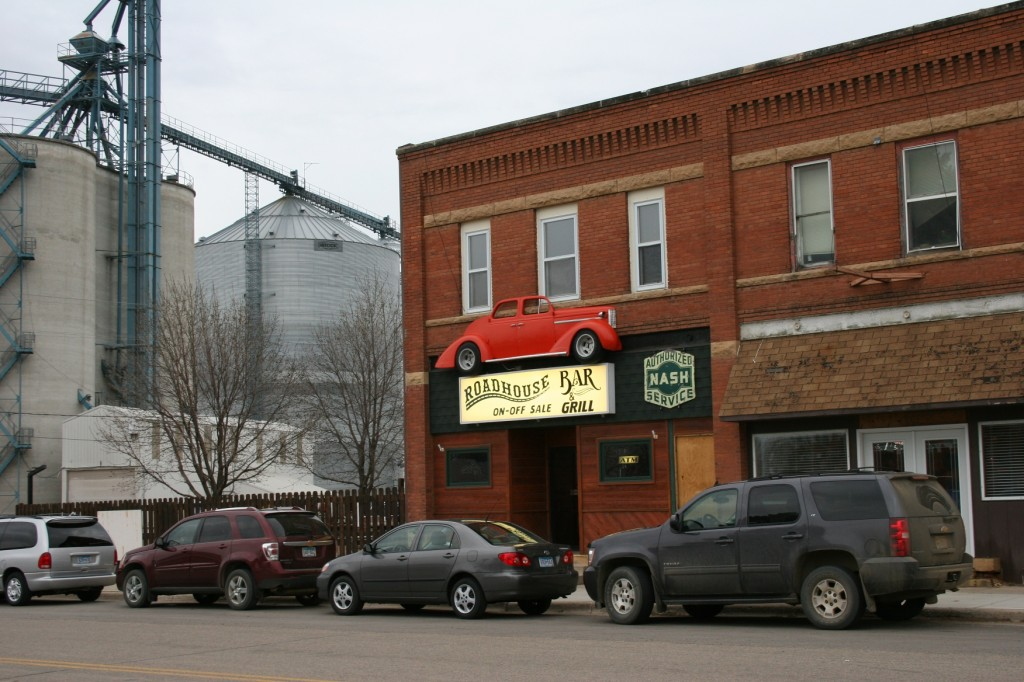 The Roadside Bar & Grill is a popular spot in Wabasso, especially during the weekly in the summer.