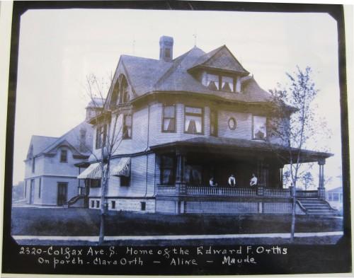 2320 Colfax in 1900.