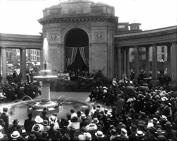 gateway park 1924