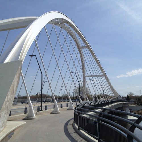 The Lowry Avenue Bridge