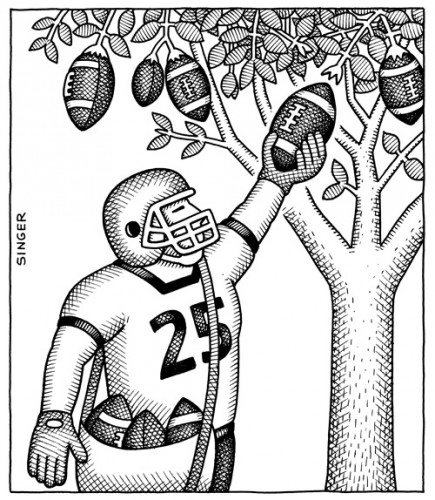 The Football Harvest