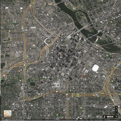 Central Minneapolis