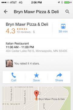 Bryn Mawr Pizza and Deli
