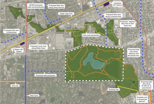 Future Meadowbrook Regional Park