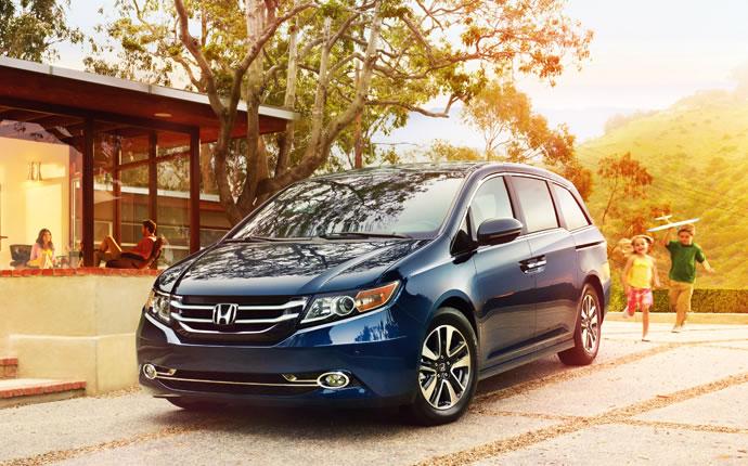 A 2011 Honda Odyssey (Source: Honda.com)