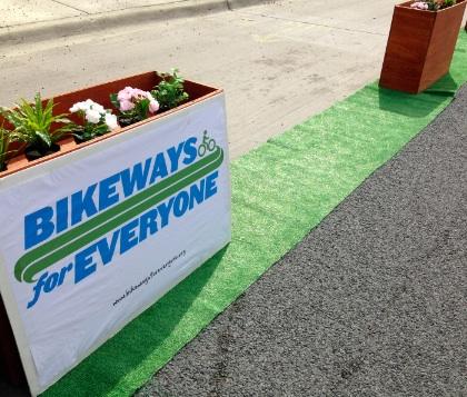 Bikeways for Everyone