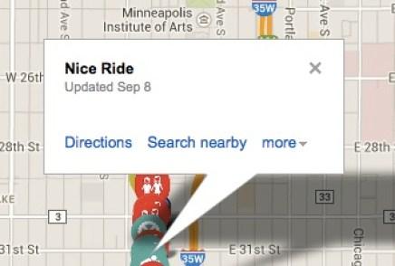 Nice Ride Location