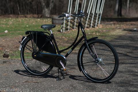 Dutch Omafiets (Grandma Bike)