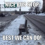 bus stop meme 2