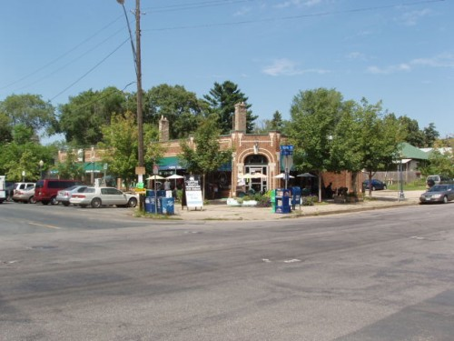 The ice cream store on 28th Avenue S. at 50th Street, just east of Lake Nokomis.
