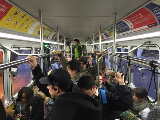 Bus Congestion