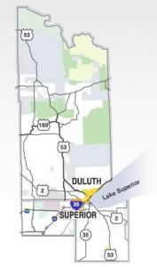Duluth-Superior Metropolitan Statistical Area (Source: northlandconnection.com)