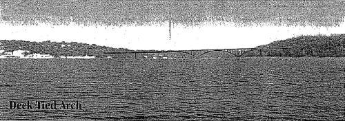 Stillwater Bridge: Braun Proposal Rendering. (Photo MnDOT)
