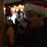 Holidazzle Santa Hat