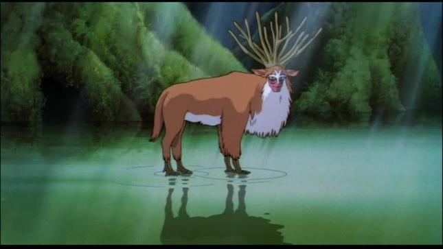 mononoke forest spirit