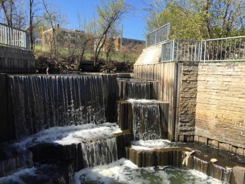 Shingle Creek falls
