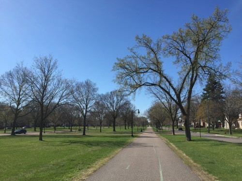 Victory Memorial Drive trail