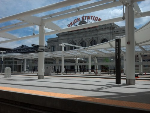 East Line Rail Service to Denver International Airport Begins in 2016