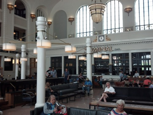 Denver Union Station's Interior: the Living Room Within Denver's Living Room